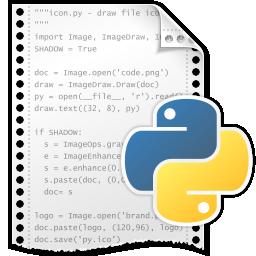 Issue Python Needs Higher Resolution App Menu Icons Python Tracker